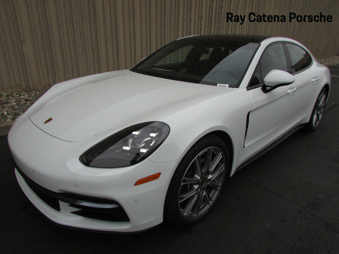 New 2020 Porsche Panamera 4 Sign and Drive Lease Special