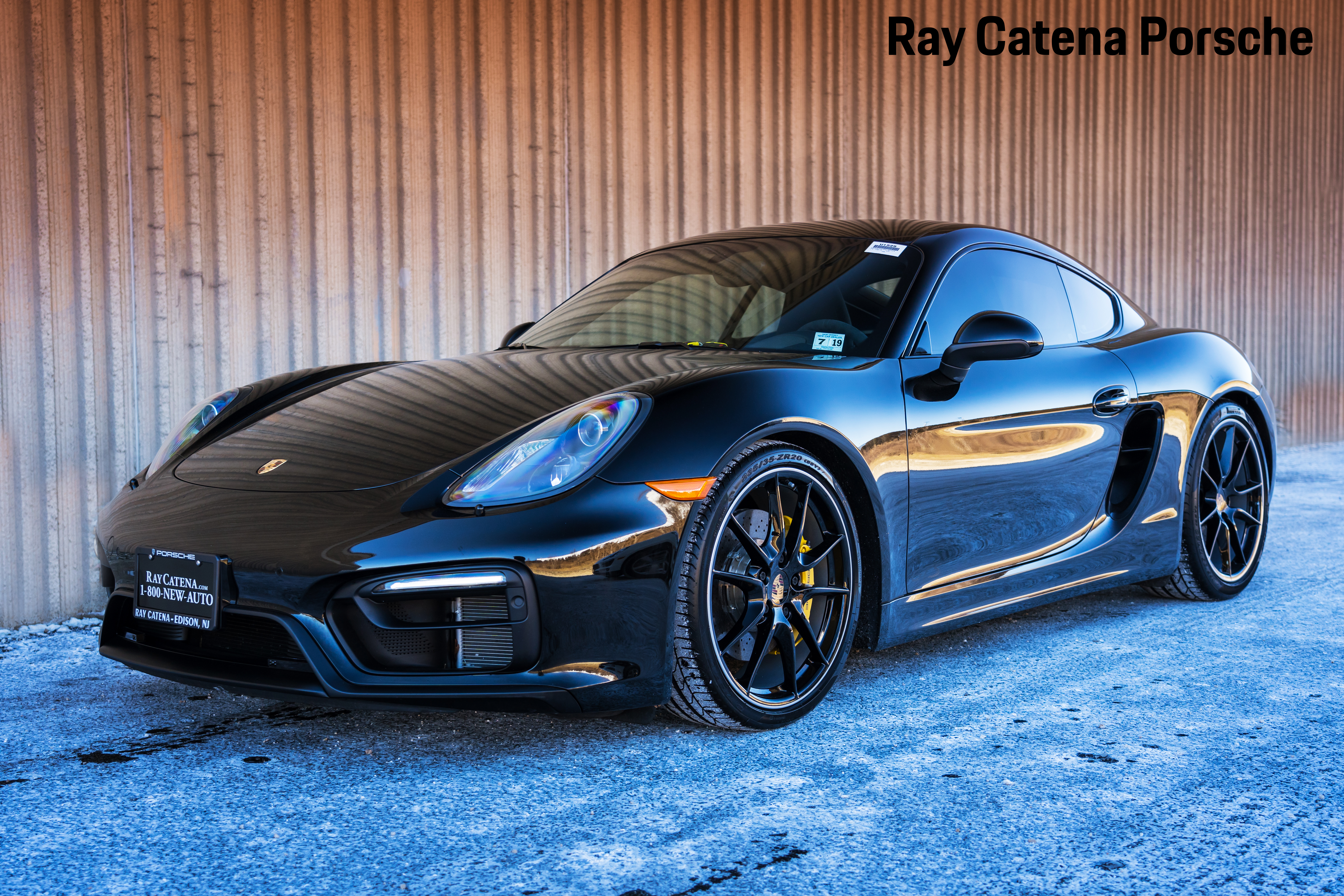 pre-owned 2015 porsche cayman gts coupe in edison #u1525 | ray