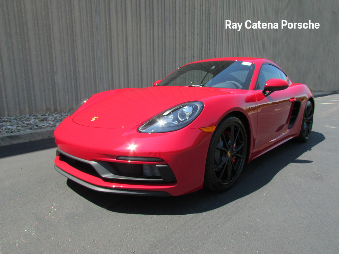 New Cayman in Stock in Edison | Ray Catena Porsche