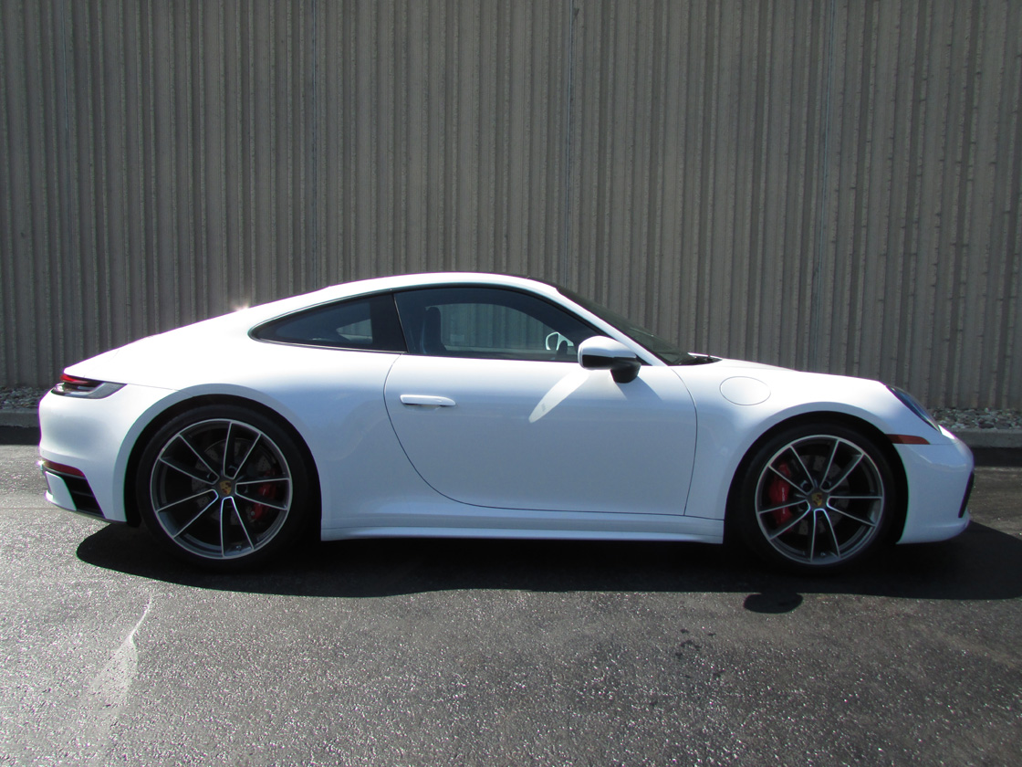 New 2020 Porsche 911 Carrera 4S (992)