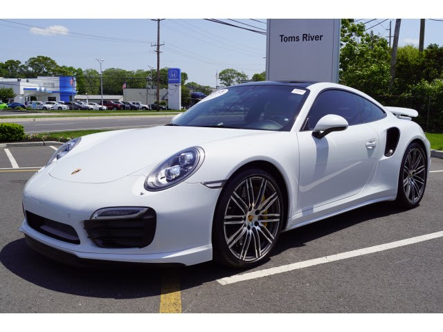 Pre-Owned 2015 Porsche 911 Turbo S