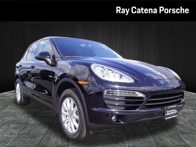 Certified Pre-Owned 2014 Porsche Cayenne AWD
